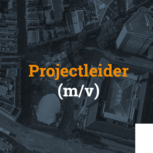 Projectleider