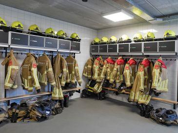 Nieuwbouw 5 brandweerkazernes
