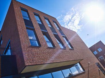 Schoolgebouw de Lingeborgh