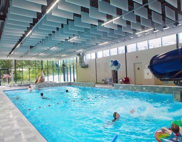 Zwembad Dormio Resort